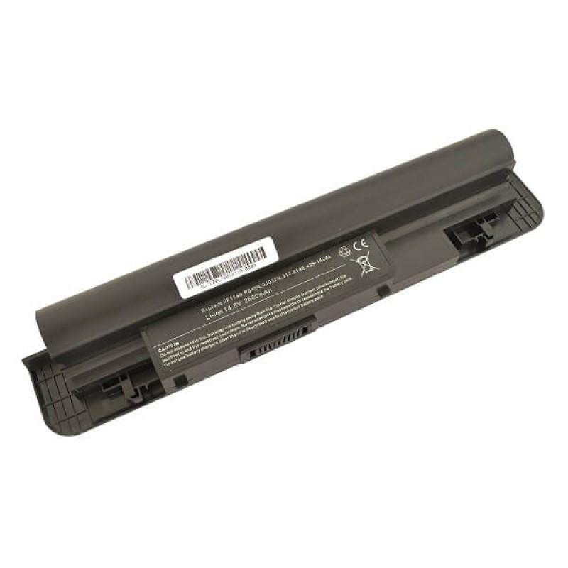 Батарея Dell Vostro 1220, 14,8 V 2600 mAh, N887N, черный, аккумулятор для ноутбука