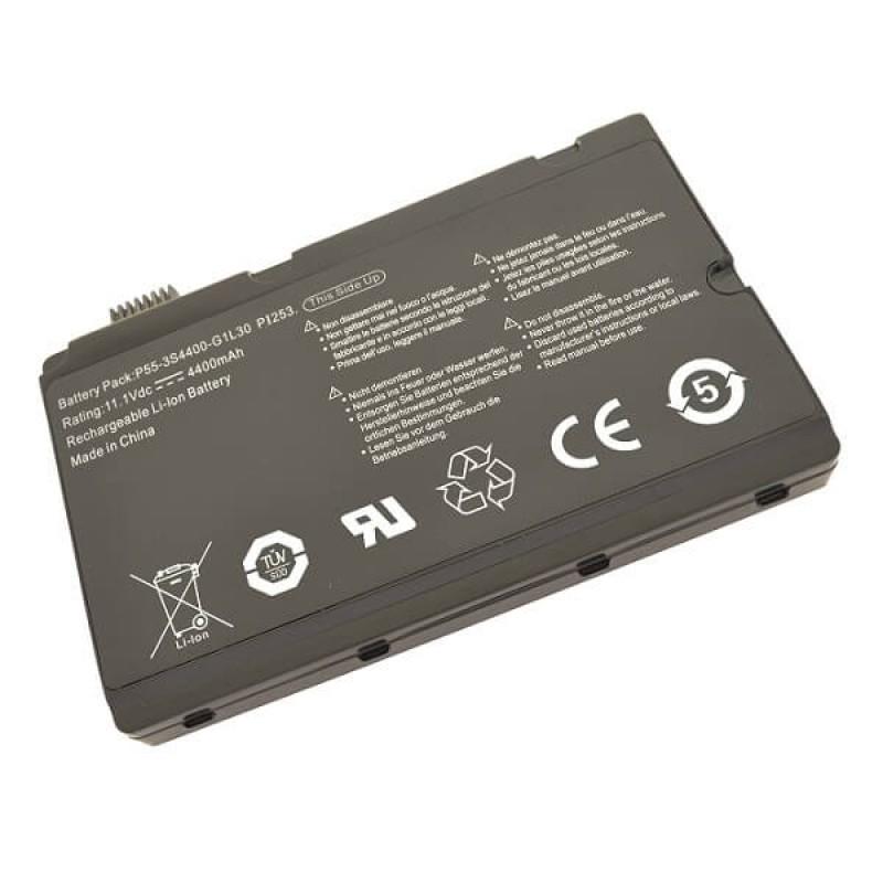 Батарея Fujitsu-Siemens Amilo Pi3525, 11,1 V 4400 mAh, 3S4400-S1S5-05 (TYPE 05), черный, аккумулятор для ноутбука