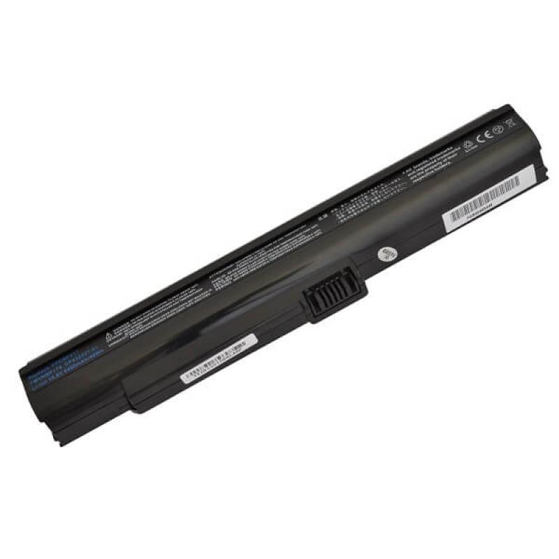 Батарея Fujitsu-Siemens M2010, M2011 FMV-Biblo Loox M, 10,8 V 4400 mAh, FPB0213, черный, аккумулятор для ноутбука