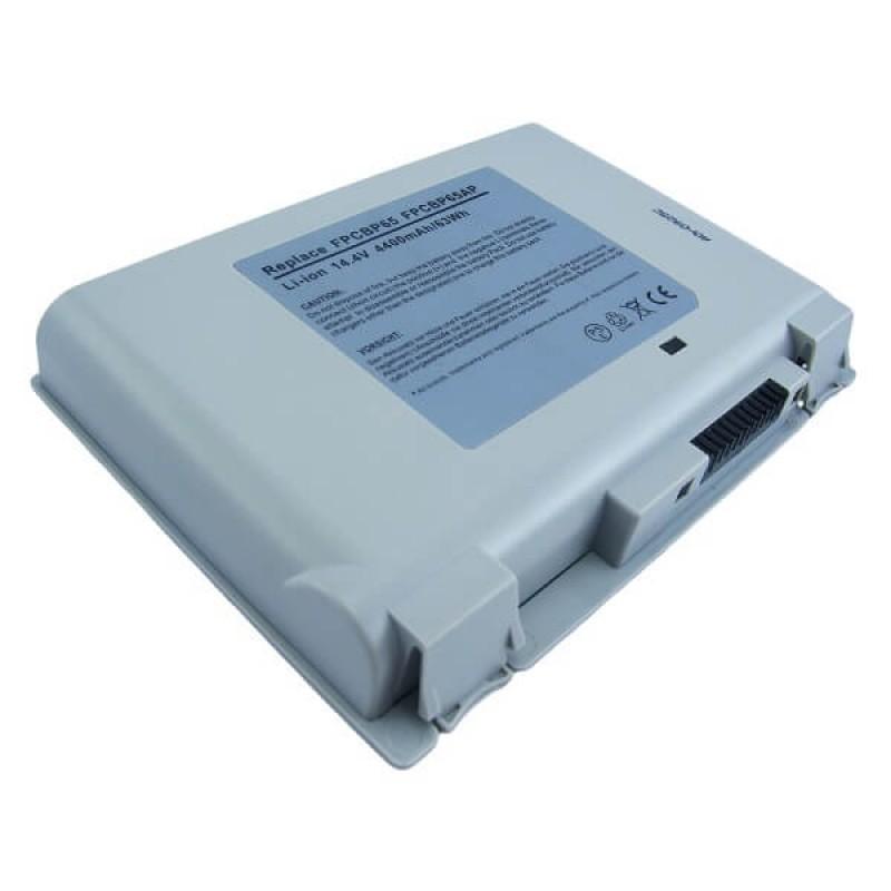 Батарея Fujitsu-Siemens C2210, C2220, C2230, C2240, P250, 14,4 V 4400 mAh, FPCBP65, серый, аккумулятор для ноутбука
