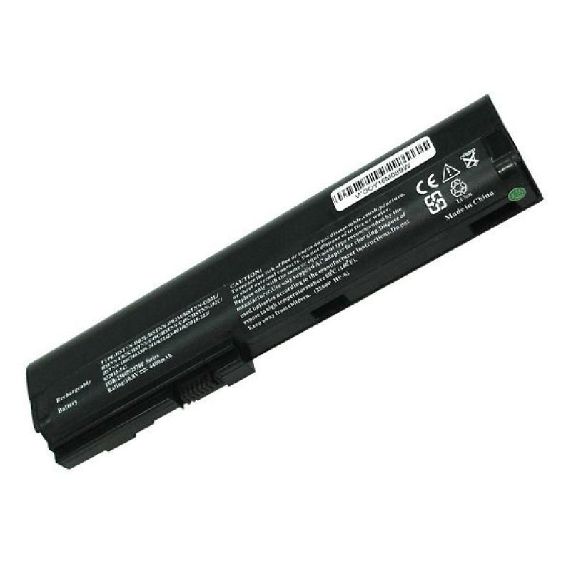Батарея HP EliteBook 2560p, 2570p, 10,8 V 4400 mAh, HSTNN-DB2L, черный, аккумулятор для ноутбука