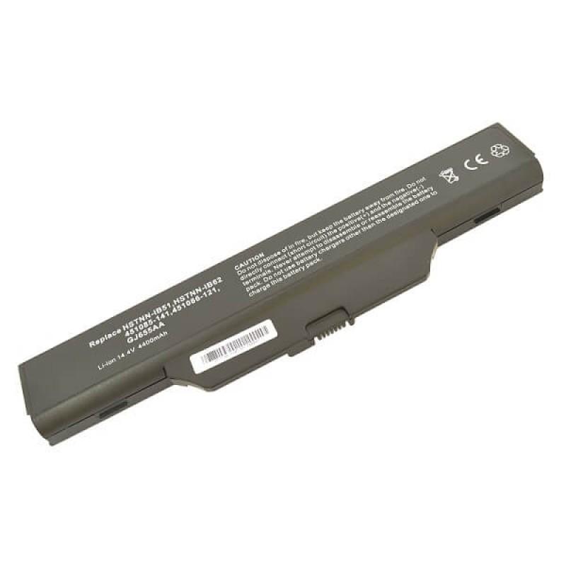 Батарея HP Compaq 550, 6700, 6720, 6720s, 6730s, 6735s, 6820, 6820s, 6830s, 14,4 V 4400 mAh, HSTNN-IB52, черный, аккумулятор для ноутбука