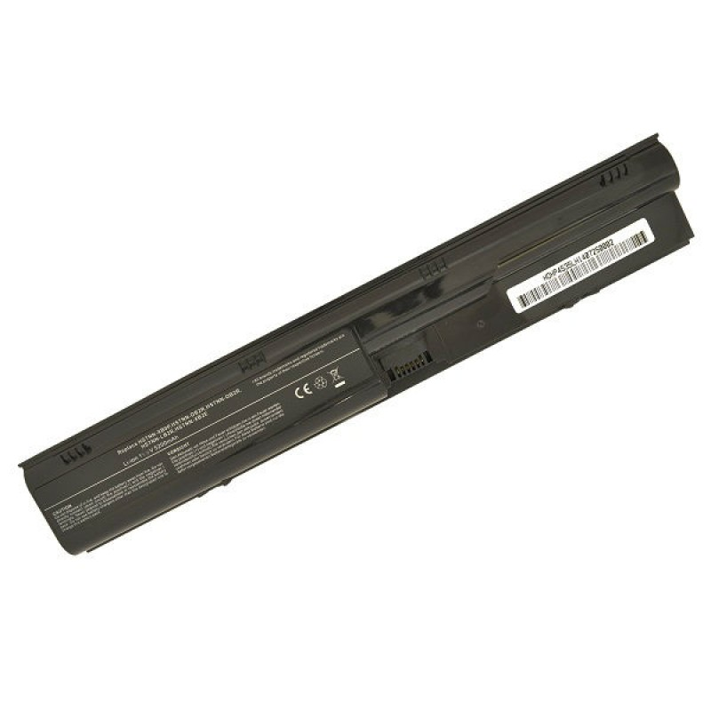 Батарея HP Compaq ProBook 4330s, 4331s, 4430s, 4431s, 4435s, 4436s, 4530s, 4535s, 4730s, 10,8 V 5200 mAh, HSTNN-LB2R HSTNN-XB0P, черный, аккумулятор для ноутбука