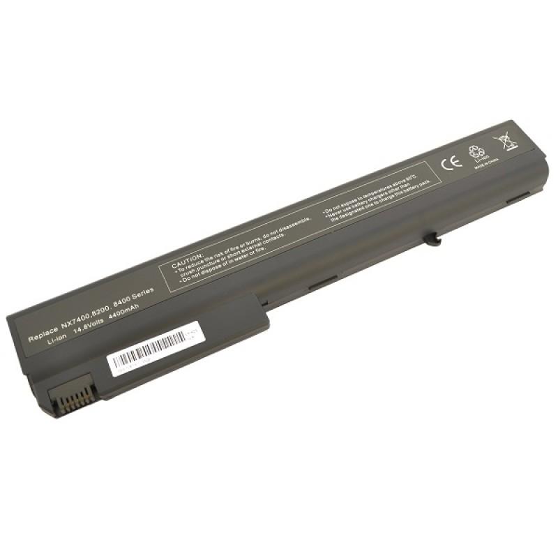 Батарея HP Compaq Business Notebook 7400, 8200, 9400, NC8200, NW8200, NW9440, NX7400, NX8200, NX8420, NX9420, 14,8 V 4400 mAh, PB992A, черный, аккумулятор для ноутбука