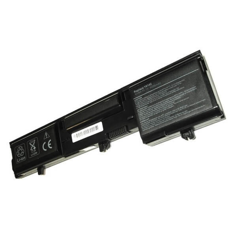 Батарея Dell Latitude D410, 11,1 V 5200 mAh, Y6142, черный, аккумулятор для ноутбука