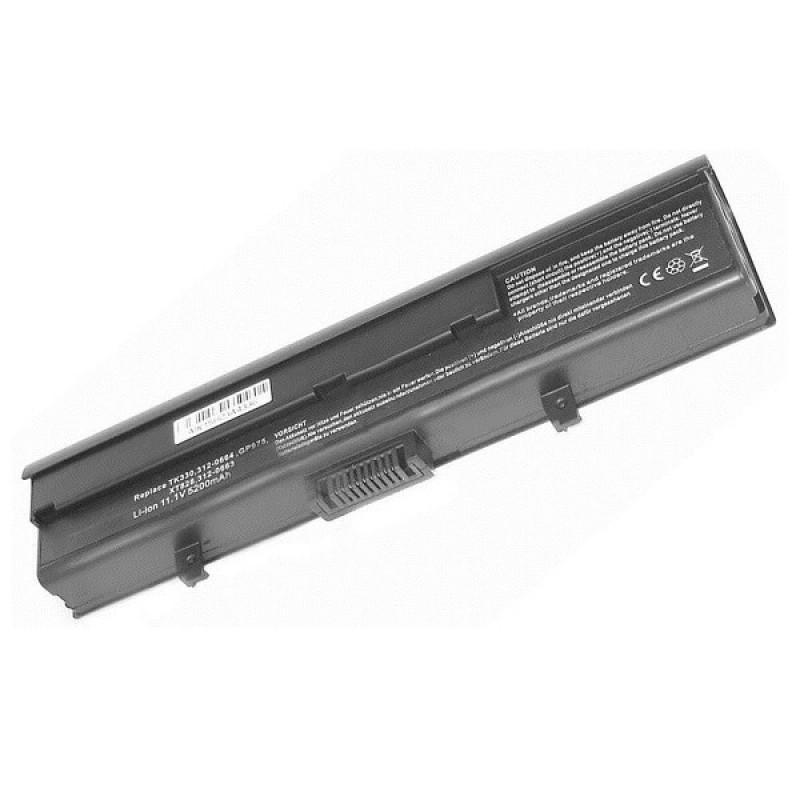 Батарея Dell XPS M1530, 1530 Series, 11,1 V 5200 mAh, TK330, черный, аккумулятор для ноутбука