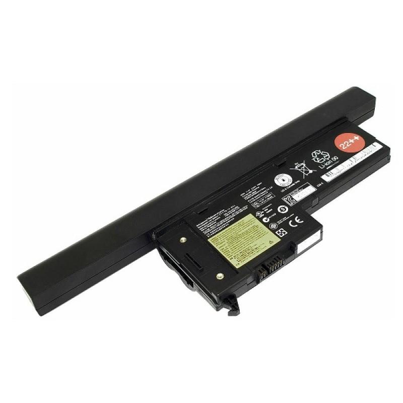 Батарея IBM-Lenovo ThinkPad X60 Tablet PC, X61 Tablet PC, 14,4 V 4200 mAh, 42T5251, черный, аккумулятор для ноутбука