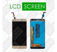 Дисплей для Lenovo Vibe K5 A6020A40 с сенсорным экраном, золотистый, модуль ( дисплей + тачскрин )