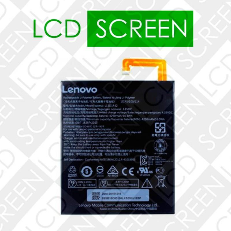 Аккумулятор для планшета Lenovo IdeaTab A5500, Tab 2 A8-50F A8-50 (L13D1P32)