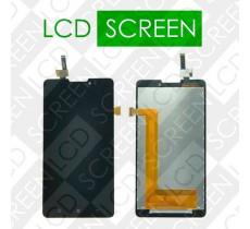 Дисплей для Lenovo P780 с сенсорным экраном, черный, модуль ( дисплей + тачскрин )