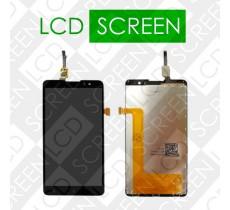 Дисплей для Lenovo S8 S898T S898T+ с сенсорным экраном, черный, модуль ( дисплей + тачскрин )