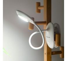 Настольная LED лампа Panasonic HH-LT0232 3.7W + кабель USB, беспроводная лампа