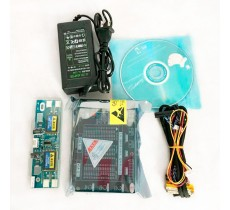 Тестер для проверки матриц дисплеев LCD/LED test tool T-V18, 7-84 дюйма с блоком питания, инвертором и набором кабелей