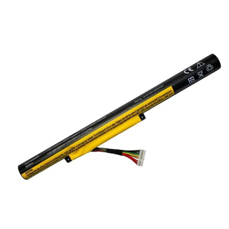 Батарея Lenovo IdeaPad Z400 Touch, Z500, Z510, 14,4 V 2600 mAh, L12S4K01, черный, аккумулятор для ноутбука