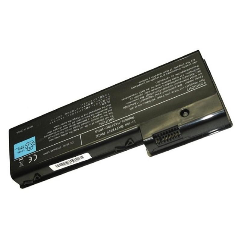 Батарея Toshiba Satellite P100, 11,1 V 4400 mAh, PA3480U, черный, аккумулятор для ноутбука