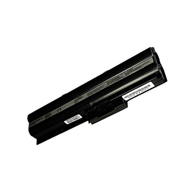 Батарея Sony VGP-BPL12, VGP-BPS12, BPL12, BPS12 - Sony Vaio VGN-Z, 11,1 V 5200 mAh, VGP-BPS12, черный, аккумулятор для ноутбука