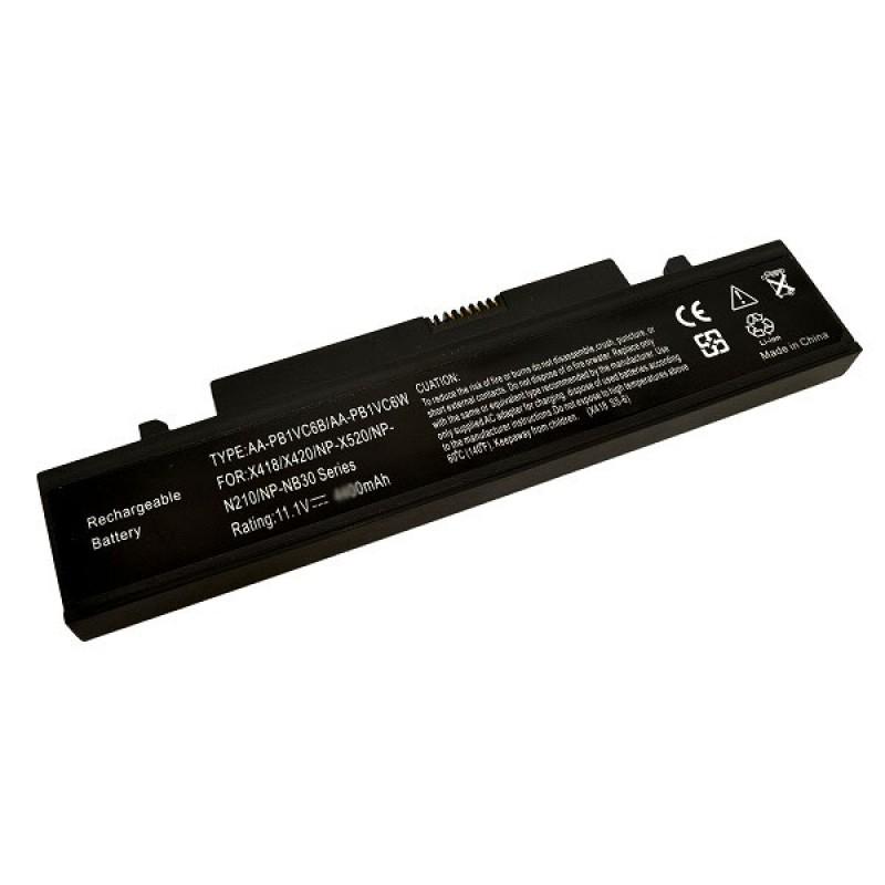 Батарея Samsung NP-X420, 11,1 V 5200 mAh, AA-PL AA-PL1VC6B, черный, аккумулятор для ноутбука