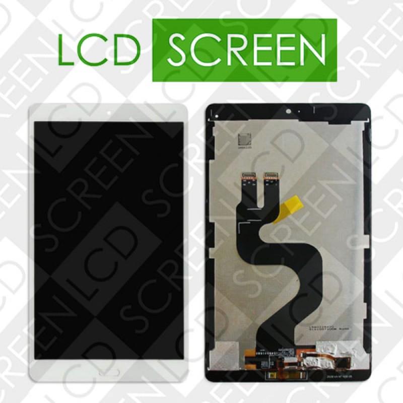 Модуль для планшета Huawei MediaPad M3 8.4 BTV-DL09 BTV-W09, белый, дисплей + тачскрин