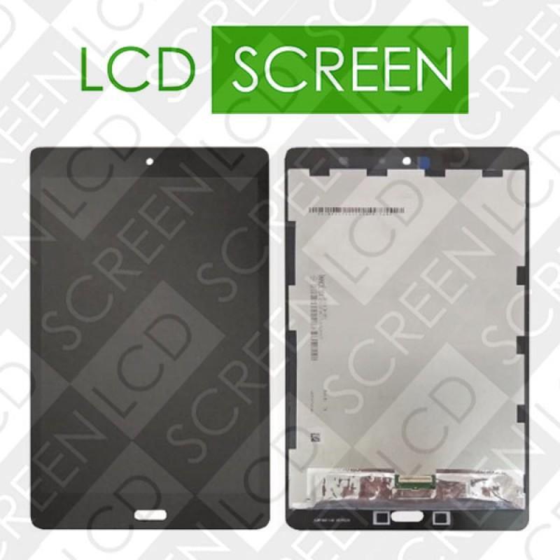 Модуль для планшета Huawei MediaPad M3 Lite 8.0 CPN-W09 CPN-AL00 CPN-L09, черный, дисплей + тачскрин