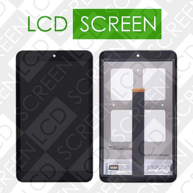 Модуль для планшета ASUS MeMO Pad 8 (ME181C), черный, дисплей + тачскрин