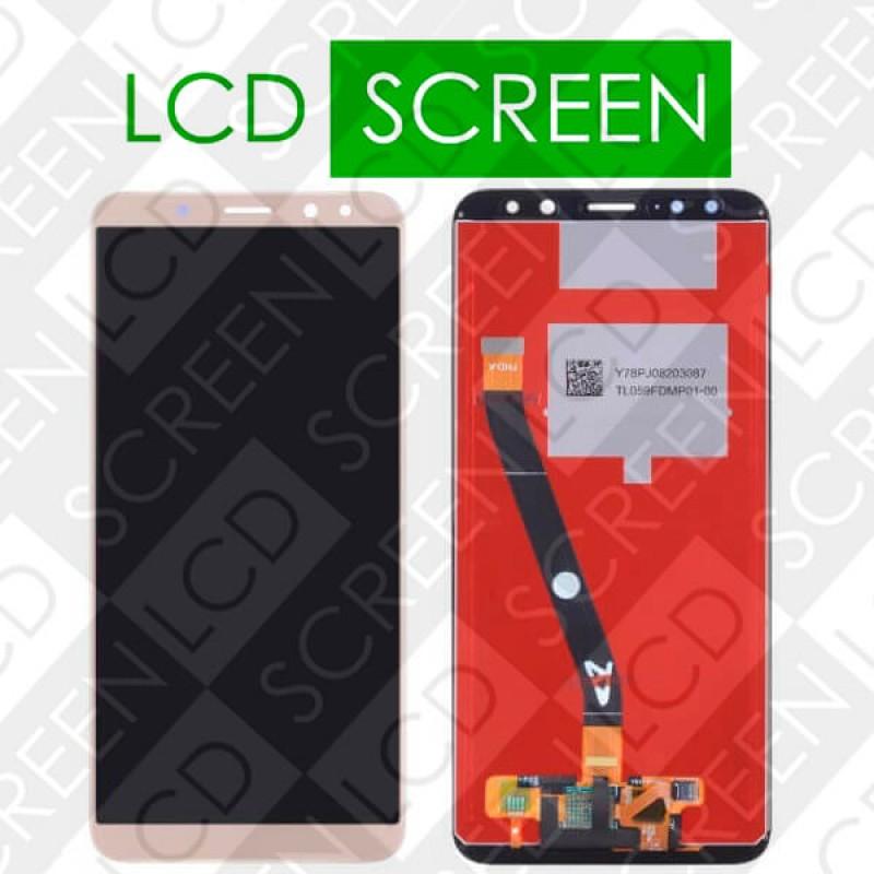 Дисплей для Huawei Mate 10 Lite RNE-L01 RNE-L21 с сенсорным экраном, золотистый, модуль, дисплей + тачскрин