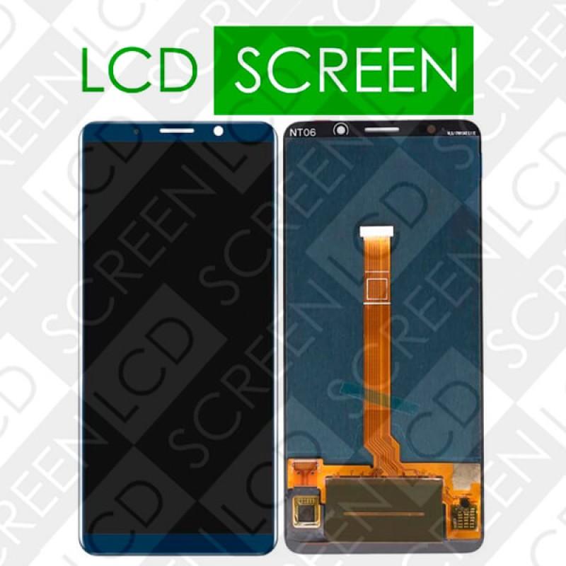 Дисплей для Huawei Mate 10 Pro BLA-L09 BLA-L29 с сенсорным экраном, синий, модуль, дисплей + тачскрин
