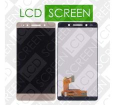Дисплей для Huawei Honor 7 PLK-L01 / Honor 7 Enhanced Edition с сенсорным экраном, золотистый, модуль, дисплей + тачскрин